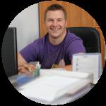 Michał Bajkowski - Specjalista ds. Logistyki